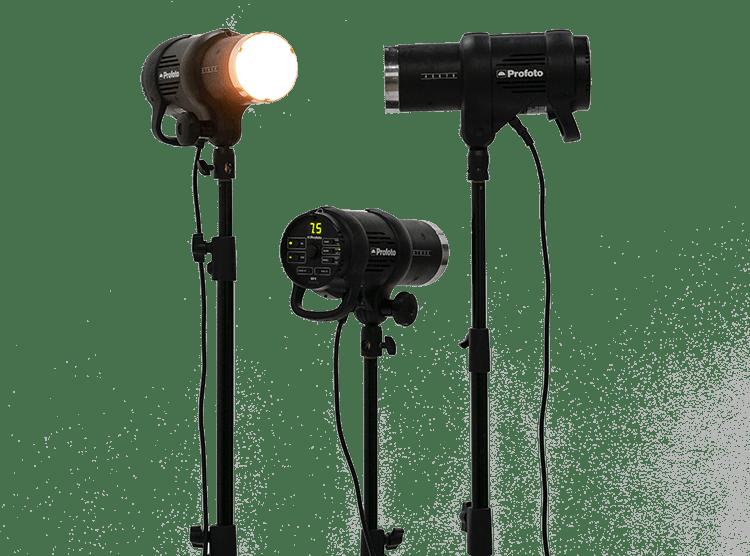 kits iluminación